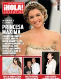 Princess Máxima of the Netherlands on the cover of Hola (Argentina) - February 2012