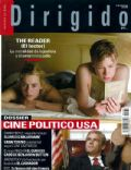 Kate Winslet on the cover of Dirigido (Spain) - February 2009
