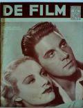 De Film (Belgian Magazine) Magazine [Belgium] (24 July 1938)