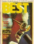 BEST Magazine [France] (July 1974)