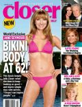 Jane Seymour on the cover of Closer Weekly (United States) - January 2014