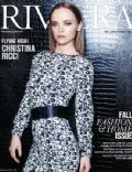 Christina Ricci on the cover of Riviera (United States) - September 2011