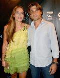 David Ferrer and Marta Tornel
