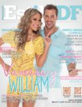 Vanessa Huppenkothen, William Levy on the cover of Estilo Df (Mexico) - March 2014