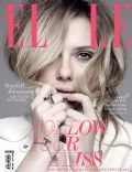 Scarlett Johansson on the cover of Elle (Indonesia) - May 2013