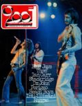 John Entwistle, Pete Townshend, Roger Daltrey on the cover of Ciao 2001 (Italy) - May 1975