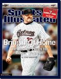 Roger Clemens on the cover of Sports Illustrated (United States) - May 2004