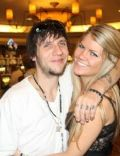 Brandon Novak and Abby Remmington