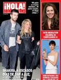 Hola! Magazine [Colombia] (17 January 2013)