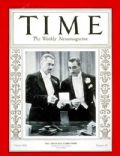 John Barrymore, Lionel Barrymore on the cover of Time (United States) - March 1932