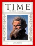 Orson Welles on the cover of Time (United States) - May 1938