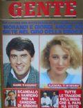 Gente Magazine [Italy] (21 February 1986)