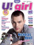 Nicholas Hoult on the cover of U Girl (Greece) - April 2013