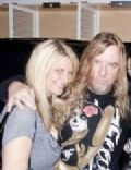Jeff Hanneman and Kathryn Hanneman