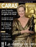 Meryl Streep on the cover of Caras (Ecuador) - March 2012