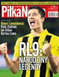 Robert Lewandowski on the cover of Pika Nona (Poland) - April 2013