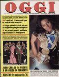 Oggi Magazine [Italy] (8 December 1975)