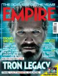 Jeff Bridges on the cover of Empire (United Kingdom) - January 2011