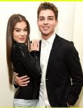 Hailee Steinfeld and Cameron Smoller