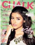 Liza Soberano on the cover of Chalk (Philippines) - February 2014