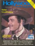 Errol Flynn on the cover of Hollywood Studio Magazine (United States) - March 1980