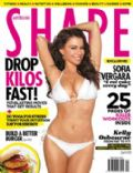 Sofía Vergara on the cover of Shape (Australia) - May 2011