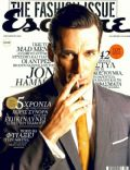Jon Hamm, Mad Men on the cover of Esquire (Greece) - October 2010