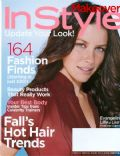 on the cover of Instyle Makeover (United States) - September 2006