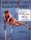 on the cover of Sports Illustrated (United States) - June 1957