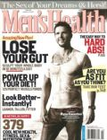 Ryan Kwanten on the cover of Mens Health (Australia) - November 2010