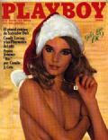 Unknown on the cover of Playboy (Spain) - January 1979