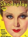 Fay Wray on the cover of Shadoplay Magazine (United States) - June 1933