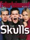 Joshua Jackson, Leslie Bibb on the cover of Entertainment Weekly (United States) - February 2000