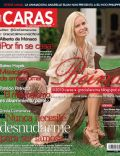 Grecia Colmenares on the cover of Caras (Venezuela) - August 2010