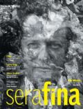 Vik Muniz on the cover of Serafina (Brazil) - December 2010