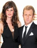 Scott Caan and Kacy Byxbee