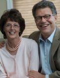 Al Franken and Franni Bryson