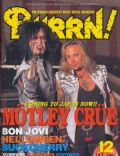 Burrn! Magazine [Japan] (December 2005)