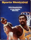 Wilt Chamberlain on the cover of Sports Illustrated (United States) - January 1969