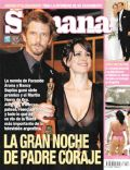 Facundo Arana, Nancy Dupláa on the cover of Semana (Argentina) - June 2005