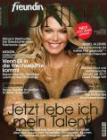 Freundin Donna Magazine [Germany] (December 2011)