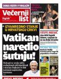 Večernji List Magazine [Croatia] (6 August 2011)