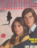 Marina Coffa, Max Delys on the cover of Idillio (Italy) - May 1978