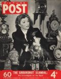 Greer Garson on the cover of Picture Post (United Kingdom) - November 1941