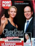 Point de Vue Magazine [France] (29 June 2011)
