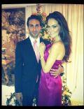 Priscila Machado and Giuliano Locanto