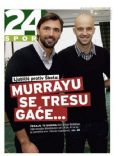 24 Sport Magazine [Croatia] (24 June 2011)