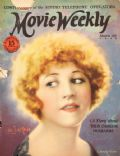 Anna Q. Nilsson on the cover of Movie Weekly (United Kingdom) - March 1925