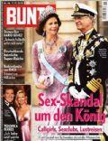 Bunte Magazine [Germany] (11 November 2010)