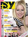 Avril Lavigne on the cover of Dyou (Turkey) - February 2011